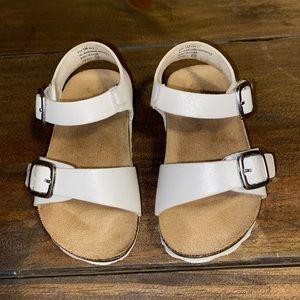 GUC Toddler Birk like Sandals- size 5